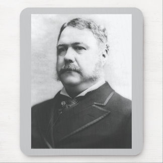 Chester A. Arthur 21st President Mouse Pad