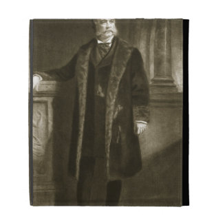 Chester A. Arthur, 21st President of the United St iPad Folio Covers