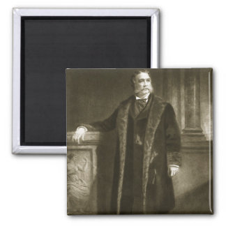 Chester A. Arthur, 21st President of the United St Magnet