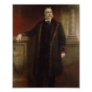 Chester A. Arthur Posters
