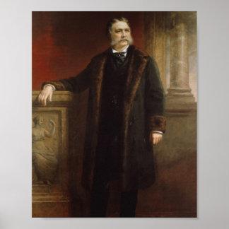 Chester A. Arthur Print