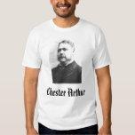 Chester_Arthur, Chester Arturo Playeras