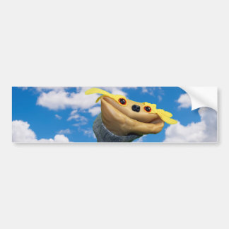 Chester Awesome Day Bumper Sticker