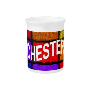 CHESTER BEVERAGE PITCHERS