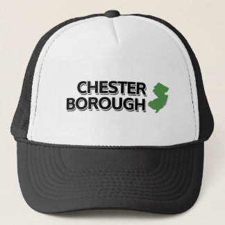 Chester Borough, New Jersey Trucker Hat