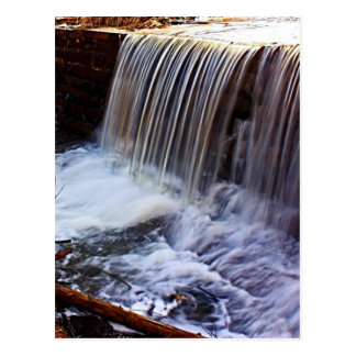 Chester Bowl Waterfall Post Cards