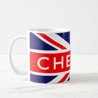 Chester : British Flag Classic White Coffee Mug