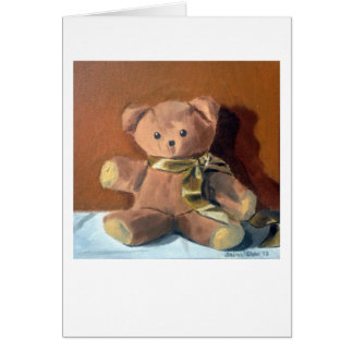 Chester by Trina Chow Greeting Cards