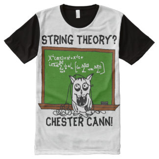 Chester Cann String Theory T-shirt