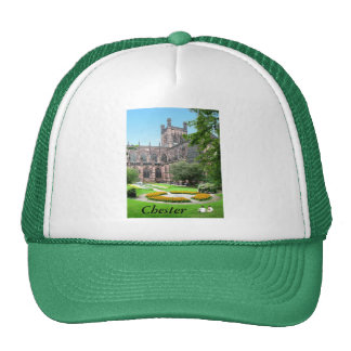 Chester Cathedral Mesh Hats