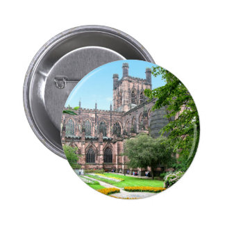 Chester Cathedral Pinback Button