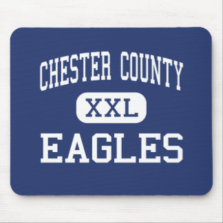 Chester County - Eagles - High - Henderson Mouse Mat