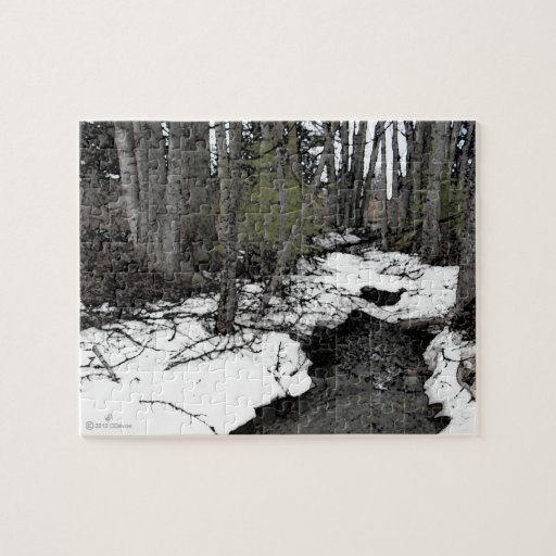 Chester Creek Two Jigsaw Puzzle