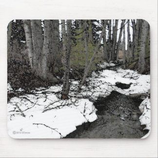 Chester Creek Two Mouse Pad