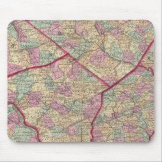 Chester, Dauphin, Berks, Lebanon Mouse Pad