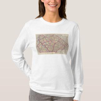 Chester, Dauphin, Berks, Lebanon T-Shirt