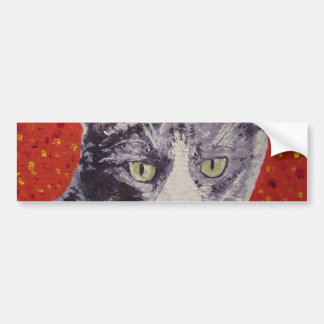 Chester Face Painting Bumper Sticker