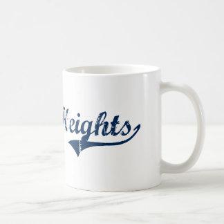 Chester Heights Pennsylvania Classic Design Classic White Coffee Mug