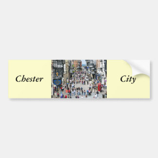 Chester Main Street Bumper Stickers
