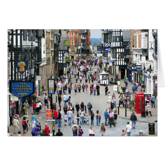 Chester Main Street Card