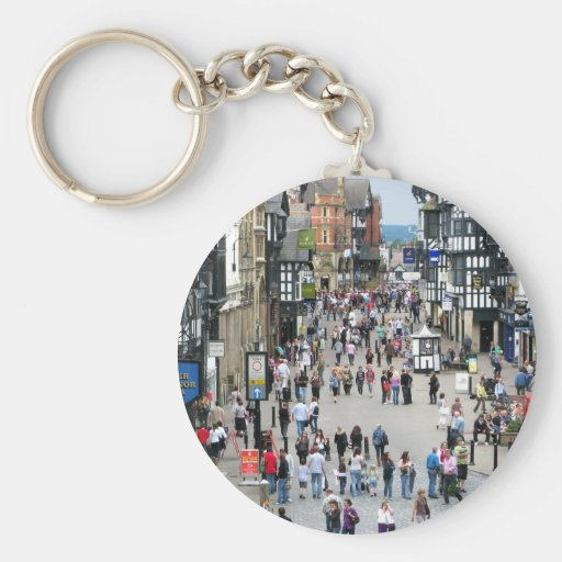 Chester Main Street Key Chains