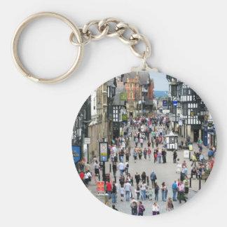 Chester Main Street Keychain