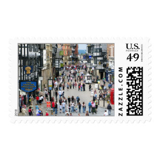 Chester Main Street Stamps