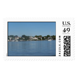 CHESTER RIVER POSTAGE