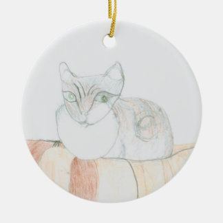 Chester the Cat - Ornament