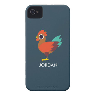 Chester the Rooster iPhone 4 Cover
