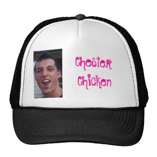 ChesterChicken Trucker Hat