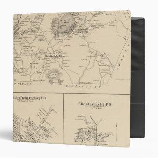 "Chesterfield, Cheshire Co Carpeta 1 1/2"""