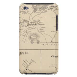 Chesterfield, Cheshire Co iPod Touch Protectores