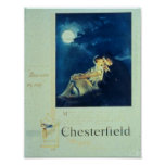Chesterfield Cigarettes Ad Posters