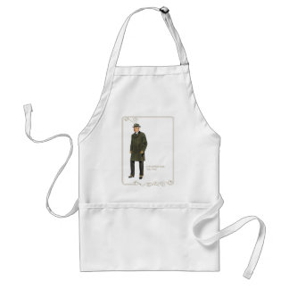 Chesterfield Coat Adult Apron