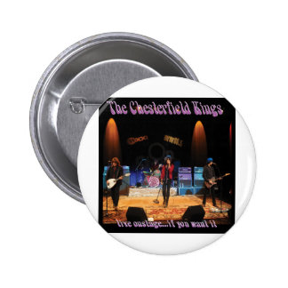 Chesterfield Kings 2 Inch Round Button