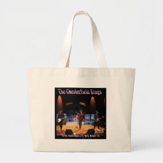 Chesterfield Kings Jumbo Tote Bag