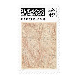 Chesterfield, Massachusetts Postage
