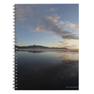 Chesterman Beach at Sunset, Tofino, Vancouver Notebook