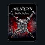 """Chester&#39;s 3&quot;x4&quot; Magnet<br><div class=""""desc"""">Ryodan</div>"""