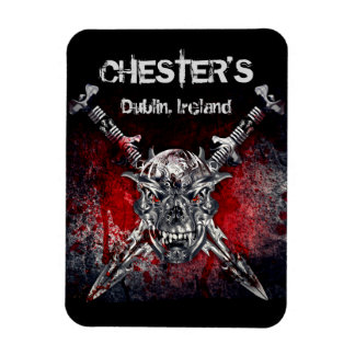 """Chester's 3""""x4"""" Magnet"""