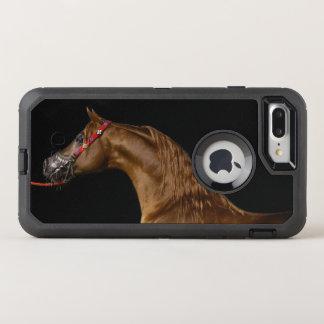 Chestnut Arabian Stallion Phone case