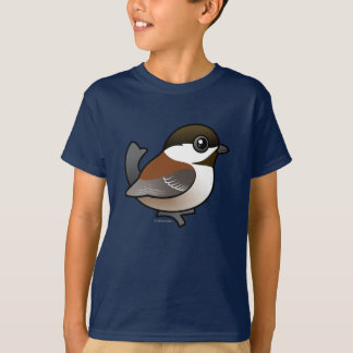 Chestnut-backed Chickadee T-Shirt