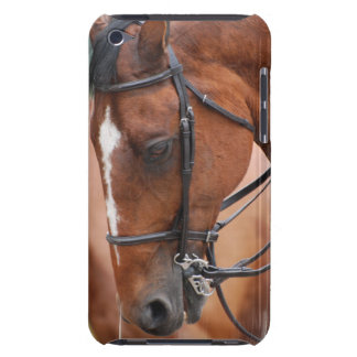 Chestnut Equine iTouch Case iPod Case-Mate Case