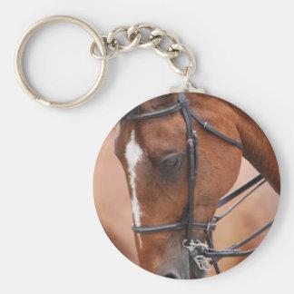 Chestnut Equine  Keychain