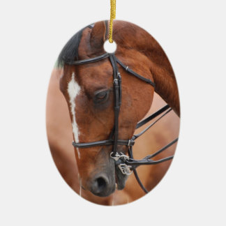 Chestnut Equine  Ornament