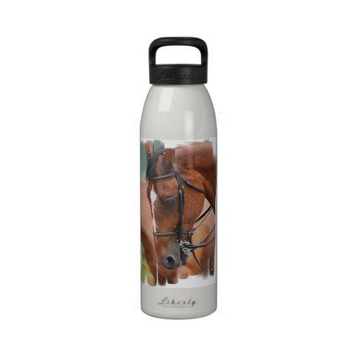 Chestnut Equine Water Bottle
