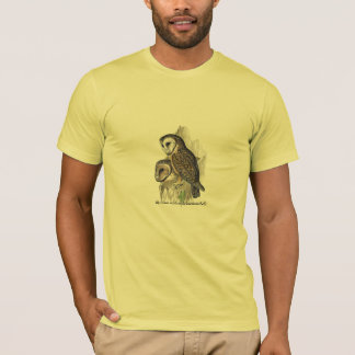 """""""Chestnut Faced Barn Owls"""" T-Shirt"""