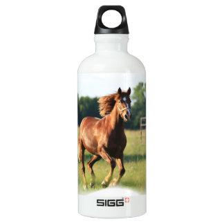 Chestnut Galloping Horse SIGG Traveler 0.6L Water Bottle