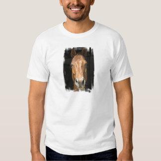 Chestnut Horse Men's T-Shirt